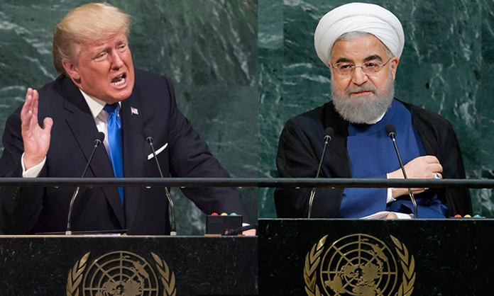 ترامپ خواستار دیدار با رئیس جمهور ایران در حاشیه نشست سازمان ملل است +عکس