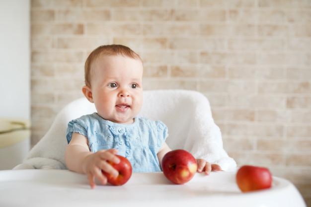 میوهها و سبزیهای ممنوعه برای کودکان زیر یک سال