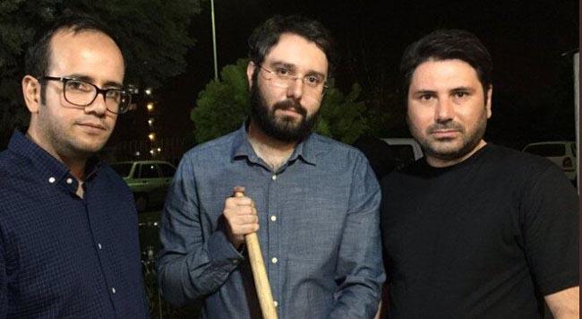 پسر خاتمی در آمریکا است یا تهران؟ + عکس