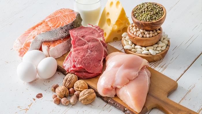از پیامدهای مصرف ناکافی پروتئین