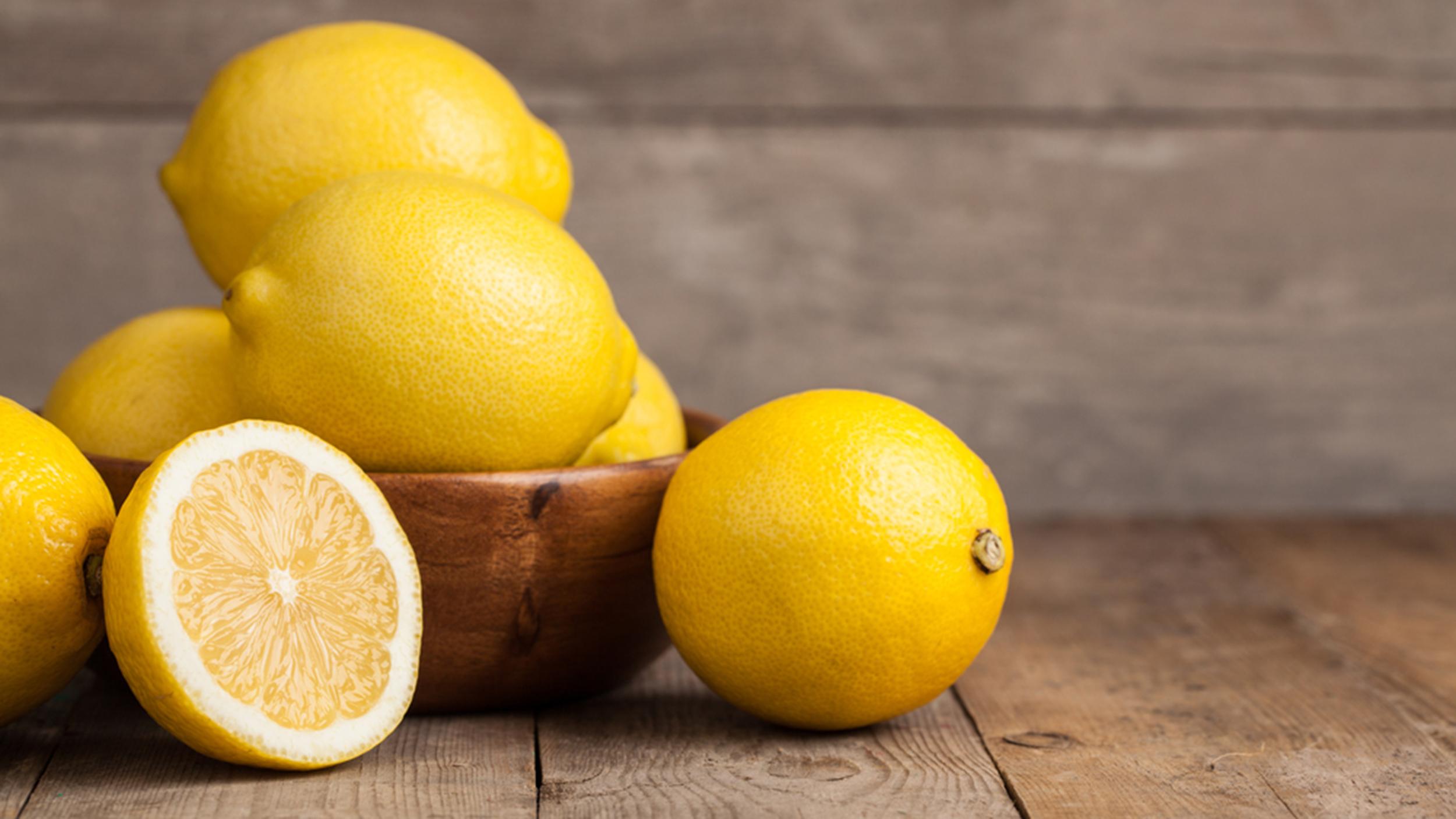 احساس لاغری با عطر لیمو