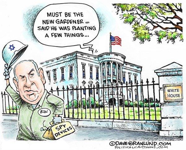 باغبان جدید کاخ سفید را ببینید! + عکس