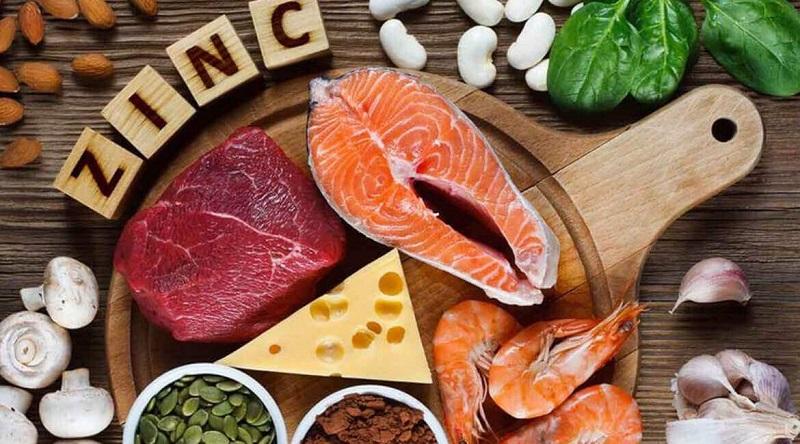 منابع غذایی سرشار از زینک برای پیشگیری از بیماری های فصلی
