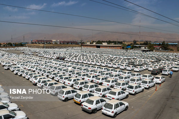بازدید سرزدهی دادستان تهران از پارکینگ سایپا + عکس