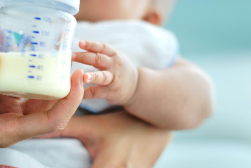 در کودکی شیر بخورید تا در نوجوانی بلند قد شوید