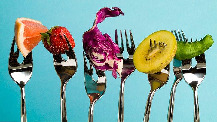 مهمترين خوراكي ها براي پيشگيري از آلزايمر