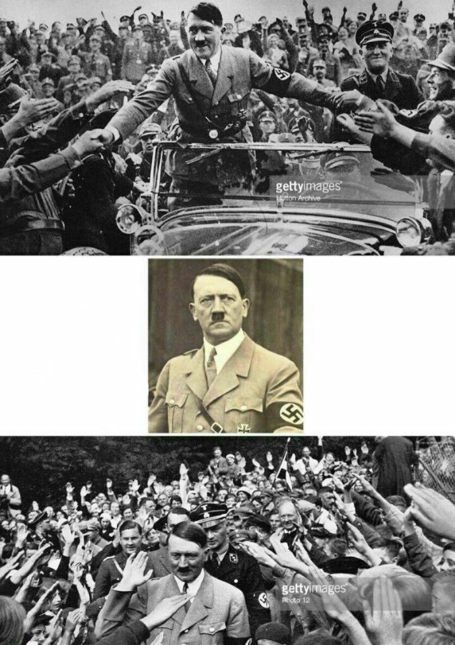 محبوبیت تعجب آور هیتلر در آلمان! + عکس