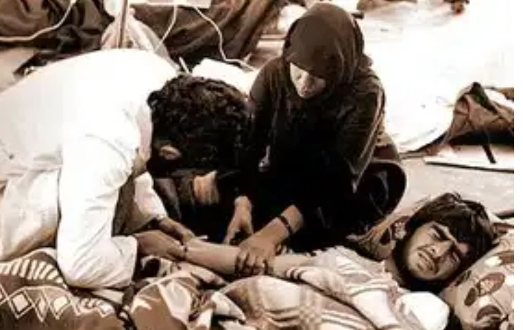 پرستاران التیامبخش زخمهای عشق و ایثار در دفاع مقدس