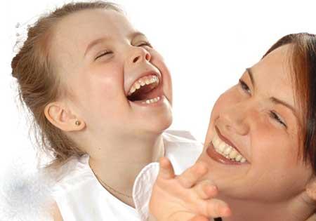 راههایی برای خندان و بشاش بودن