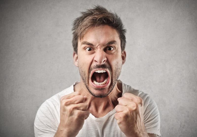 عصبانی شدن شما را چاق میکند