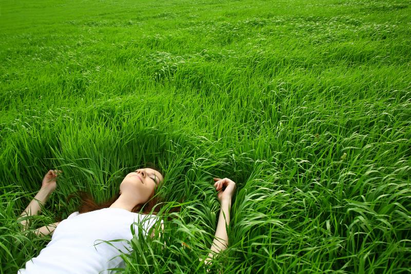 تأثير فضاي سبز بر روحيه