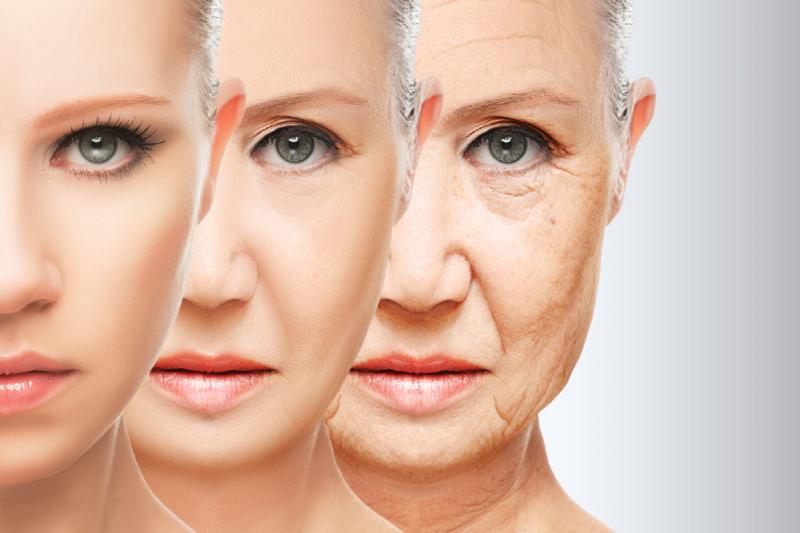 درمان هاي طبيعي براي ازبين بردن چروك صورت