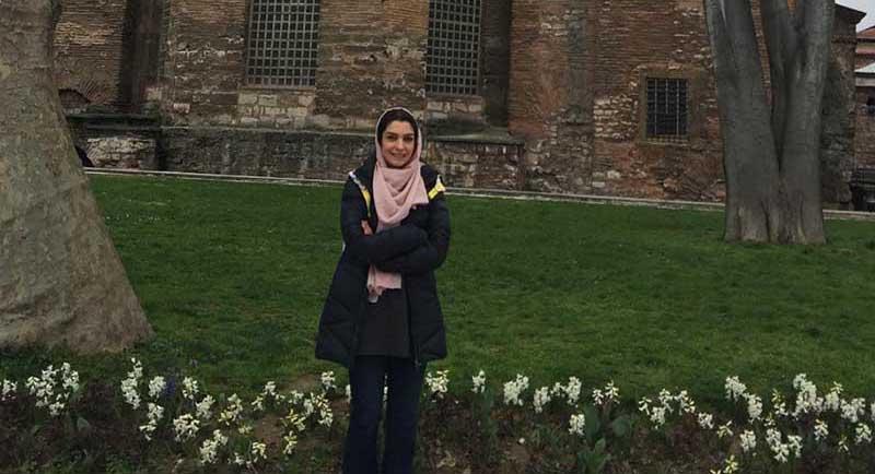 عکس منتشر شده از بازیگر زن معروف در ترکیه + عکس
