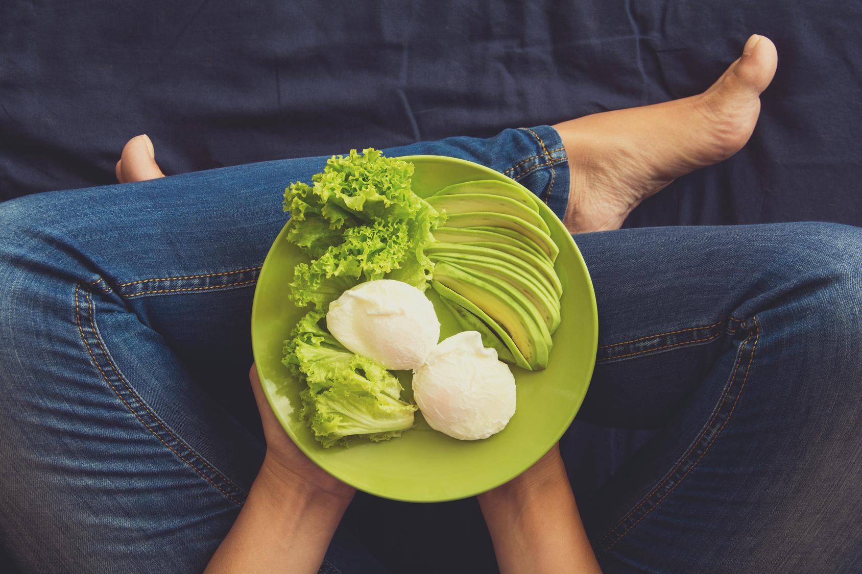 رژيم غذايي گياهخواري چه تغييراتي در بدن ايجاد ميكند؟