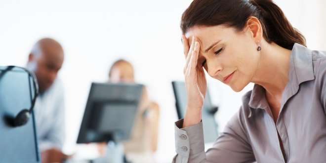 تفاوت استرس بين زنان و مردان چيست؟