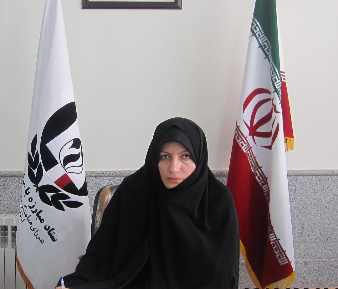 انتصاب نخستین زن به سمت دبیر شورای هماهنگی مبارزه با مواد مخدر استان زنجان