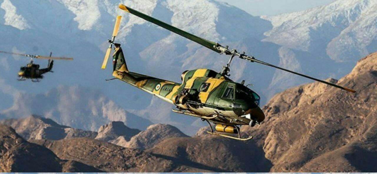 رزمایش غیر مترقبه نیروی زمینی ارتش در شمال غرب کشور + عکس