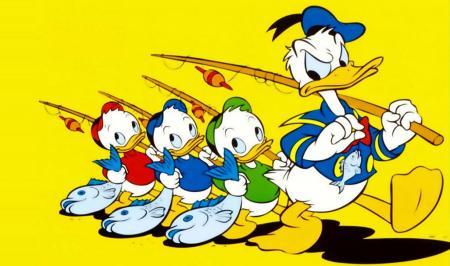 چرا بیشتر شخصیتهای کارتونی زرد رنگ هستند؟