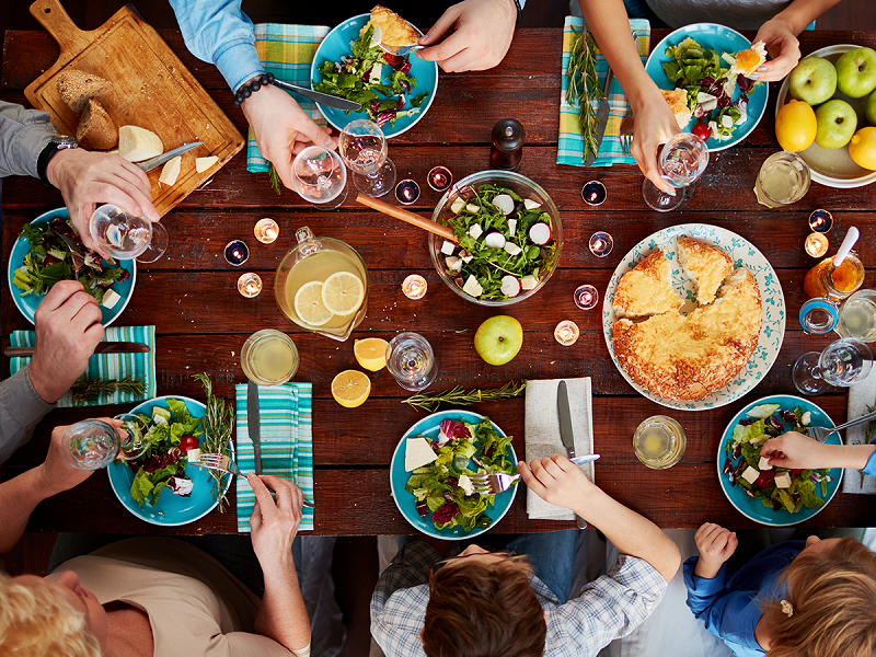 خطرات  غیر قابل تصور دیر شام خوردن
