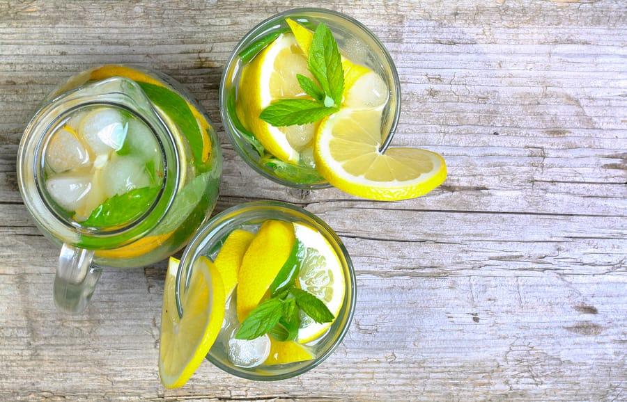 نوشیدنی ارزان و ساده برای خارج کردن سموم از بدن