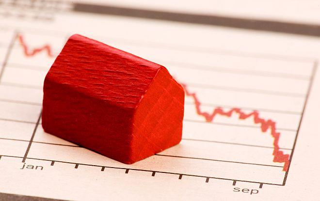قیمت مسکن در حال کاهش است