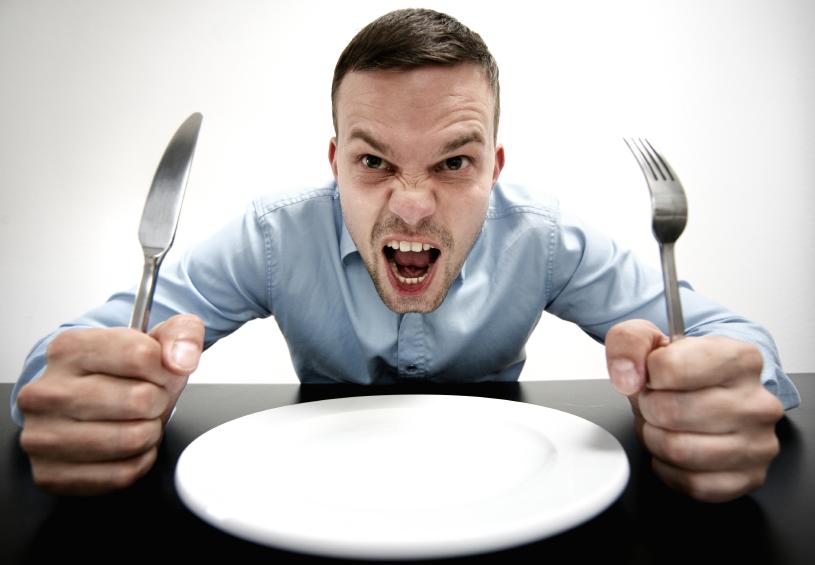 چرا افراد بعد از غذا خوردن هم چنان حس گرسنگي دارند