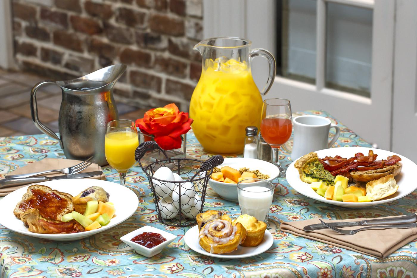 این مدل صبحانه خوردن چاق تان می کند، مراقب باشید
