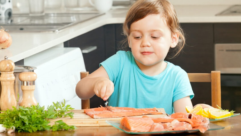 این خوراکی هوش کودکتان را حداقل 5 نمره ارتقاء میدهد