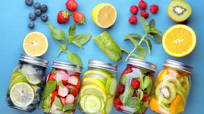 5 نوشیدنی برای فشار خون بالا