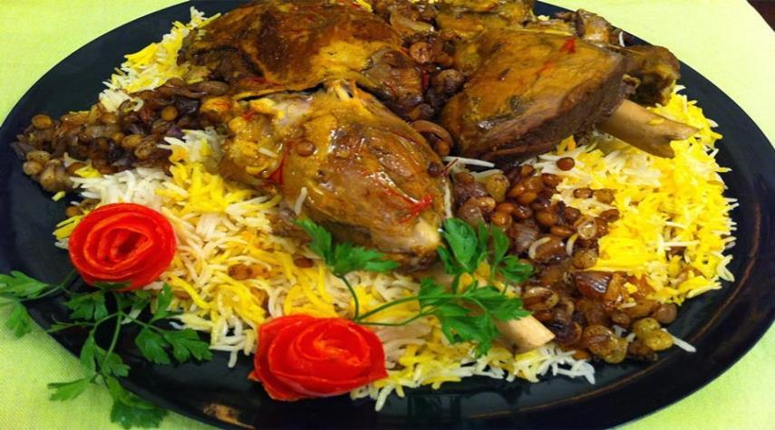 با دستور پخت غذای محبوب عرب ها آشنا شوید همراه با  ادویههای پرخاصیت