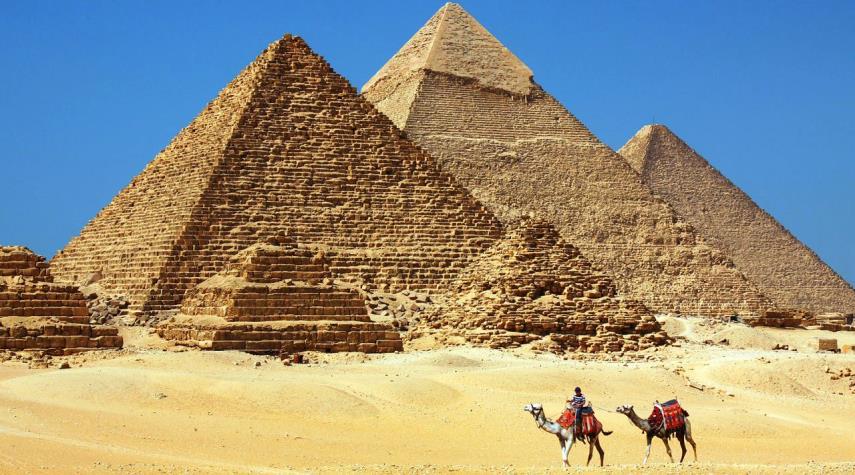 راز و رمزهای شگفت انگیز در دل اهرام باستانی