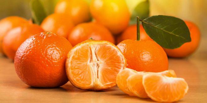 خواص حيرت انگيز و درمانگر نارنگي