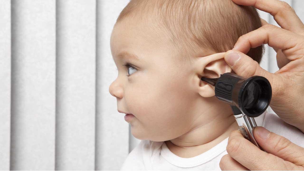 عفونت گوش میانی، شایع ترین دلیل کاهش شنوایی