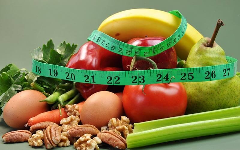 مواد غذایی که موجب کاهش وزن میشود