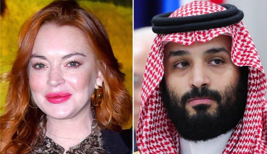 رابطه عاطفی  و احساسی محمد بن سلمان سعودی با بازیگر معروف آمریکایی