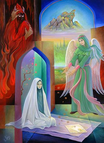 بی نماز در کتب آسمانی لعنت شده است