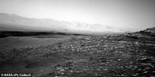 جدیدترین تصاویر از مریخ منتشر شد + عکس