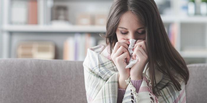 بیماری شایع دختران دانشآموز در فصل سرما