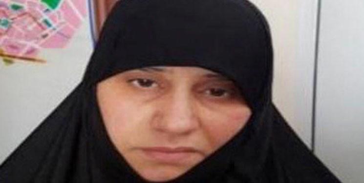 همسر البغدادی اطلاعات زیادی درباره داعش فاش کرد +عکس