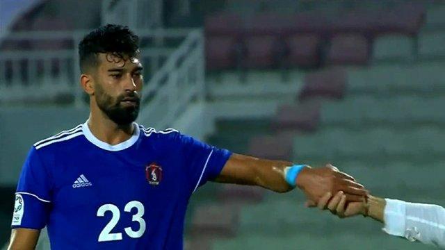 ادامه درخشش رامین رضاییان در لیگ ستارگان قطر
