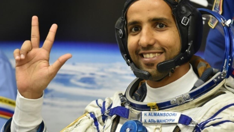 تصویر اولین فضانورد عرب