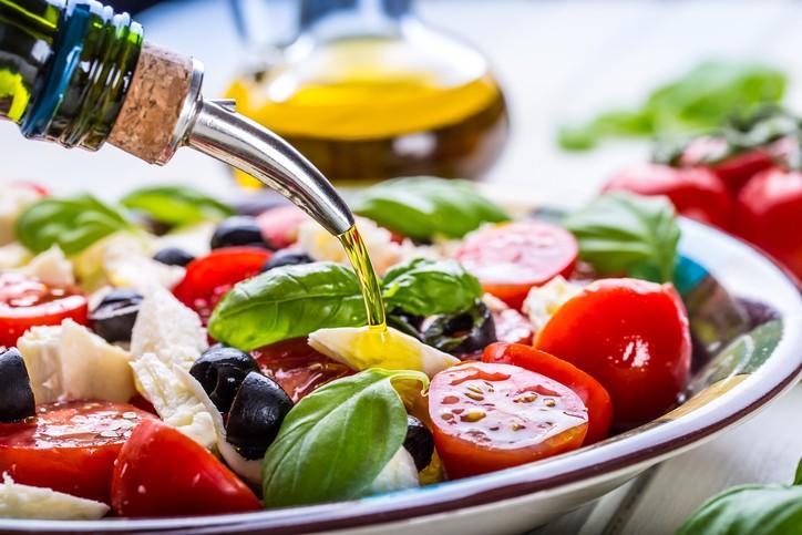 تاثیر رژیم غذایی مدیترانه ای و روغن زیتون بر سلامت قلب
