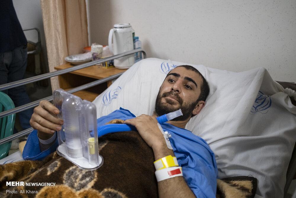 ضرب و شتم مردم توسط اشرار در حوادث اخیر تهران + عکس