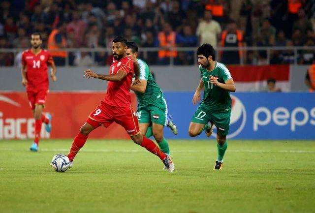 عراق و بحرین به نفع ایران بازی کردند