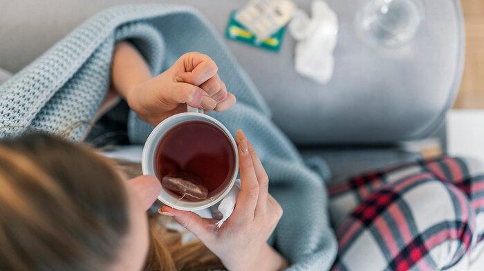 غذاهایی که مصرف آنها، علائم سرماخوردگی را تشدید میکند