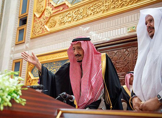آیا پادشاه  عربستان سعودی واقعا آلزایمر دارد؟ +عکس