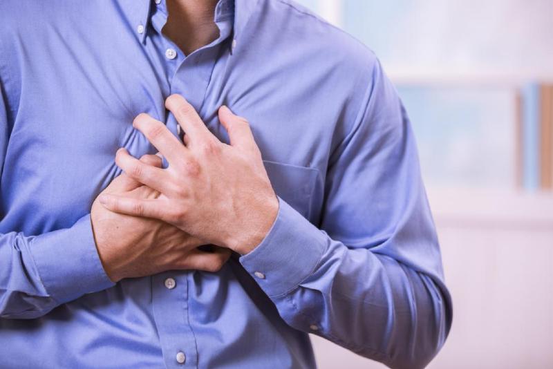 دانستنی هایی درباره درد قفسه سینه