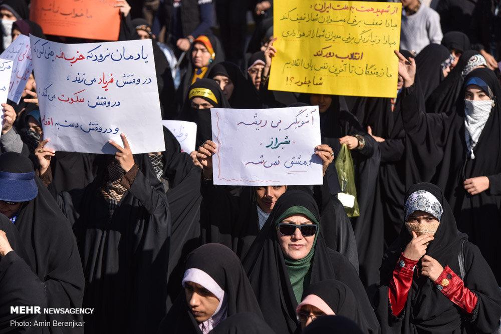 روحانی امان از گرانی! + عکس