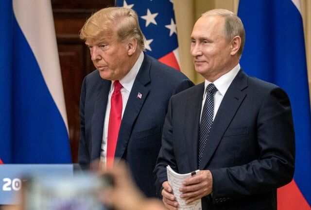 راز ترامپ برملا شد /ترامپ ارتباطات مشکوک با روسیه دارد +عکس