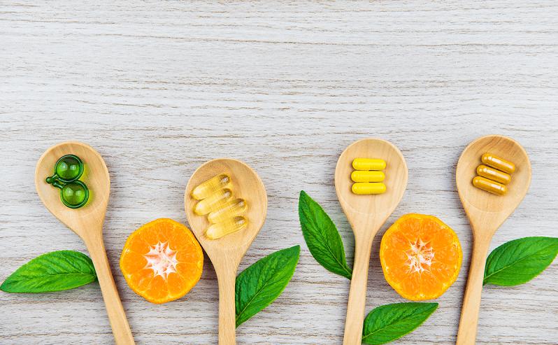 کدام ویتامین ها نمی گذارند چاق شوید